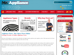 Mr.Appliance Promo Codes